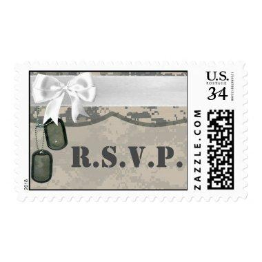 20 Postage Stamps ARMY ACU Uniform Camo Camouflage