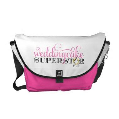 311 ™Pending Wedding Cake Superstar aka The Bride Messenger Bag