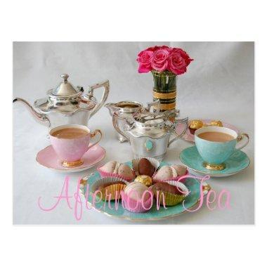 Afternoon Tea Post