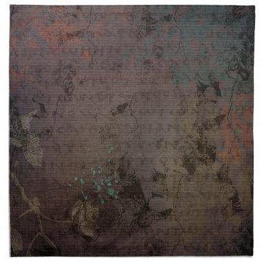 Altered Art Cloth Napkin