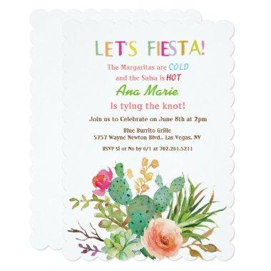 ANY EVENT - Fiesta Floral Cactus