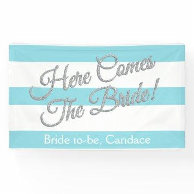 Aqua, Here Comes The Bride,  Banner