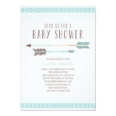 Aztec | Baby Shower