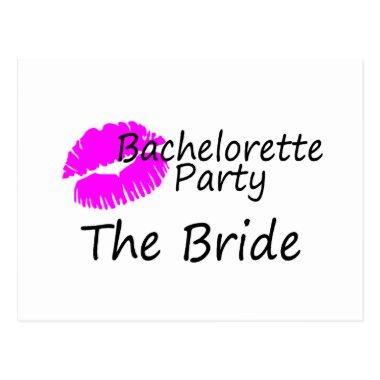 Bachelorette Party The Bride Post