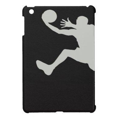 basketball sports jump team game net court iPad mini cover