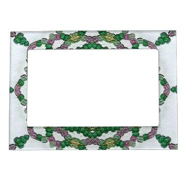 Beads Magnetic Photo Frame