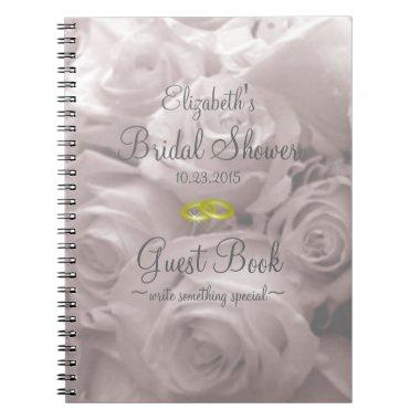Beautiful Romantic Roses  Guest Book