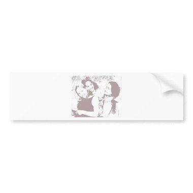 BestFriends Bumper Sticker