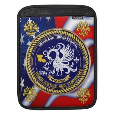 Bicentennial Louisiana Over 30 Colors See Notes Sleeve For iPads