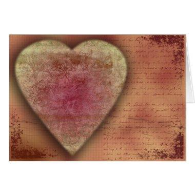 Big Wedding (or Valentine) Heart
