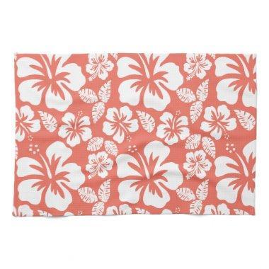 Bittersweet Color Tropical Hibiscus; Flowers Hand Towel