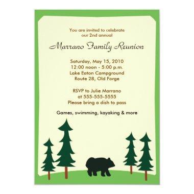 BLACK BEAR Adirondack Lodge Party
