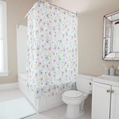 Blossoms Shower Bath Home Destiny'S Destiny Shower Curtain