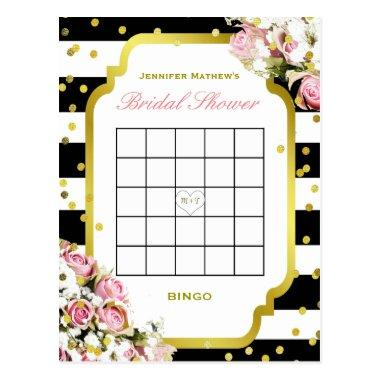 Bingo | Stripes and Roses Post