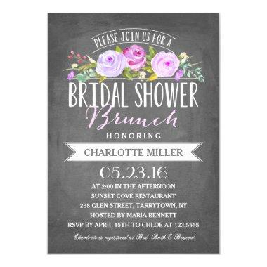 Bridal Shower Brunch | Bridal Shower Invitations