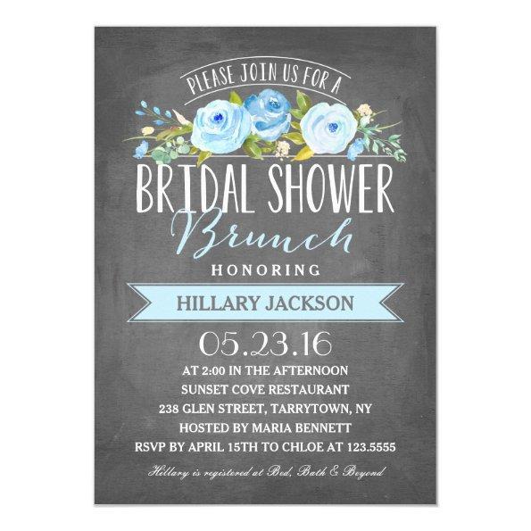 Bridal Shower Brunch   Bridal Shower Invitations