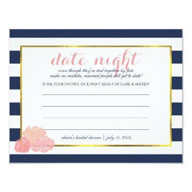 Date Night  | Midnight Peony