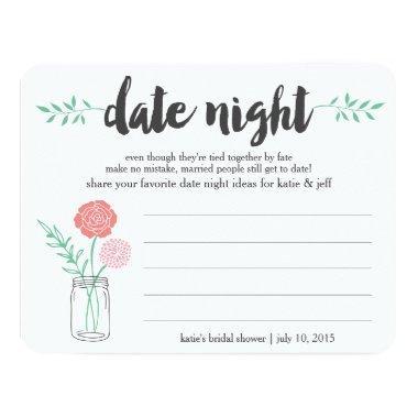 Date Night Idea  | Mason Jar