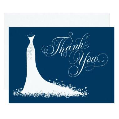 Flat Thank You  | Wedding Gown