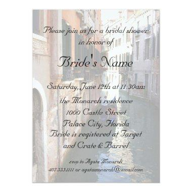 for Venetian Theme Wedding