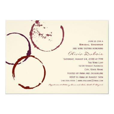| Wine Stain Rings