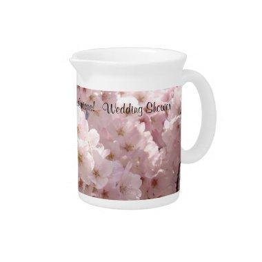 pitcher Congratulations Blossoms