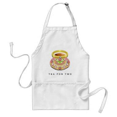 BRIDAL TEA ADULT APRON