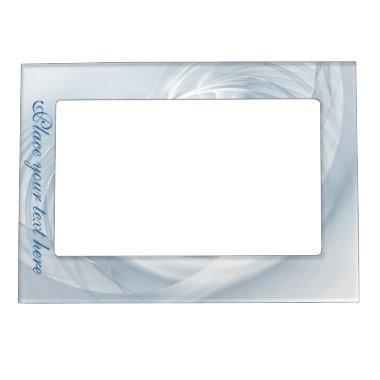 Bridal Veil Magnetic Photo Frame