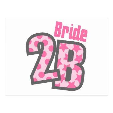 Bride 2B (Pink) Post