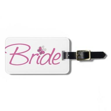 Bride Bag Tag