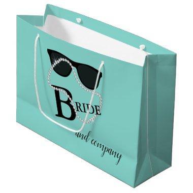 BRIDE & Co Diamond Tiara Party Gift Bag