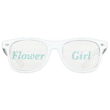 BRIDE CO Flower Girl Reception Bridal Party Favor Retro Sunglasses