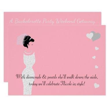 BRIDE & CO Pink Bride Shower Party