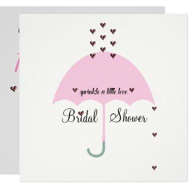 BRIDE & CO Sprinkle Love