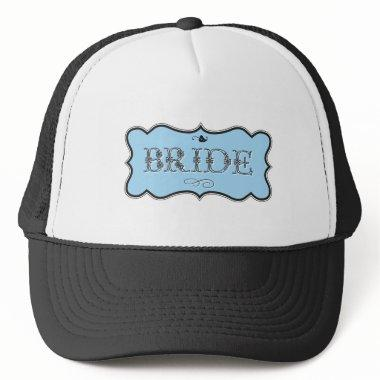 Bride Design 01 273b Trucker Hat