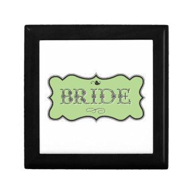 Bride Design 01 273e Keepsake Box