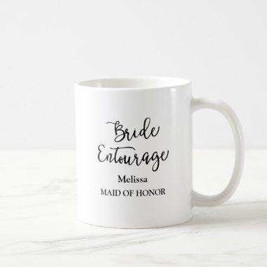 Bride Entourage Mug