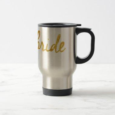 Bride Gifts Travel Mug