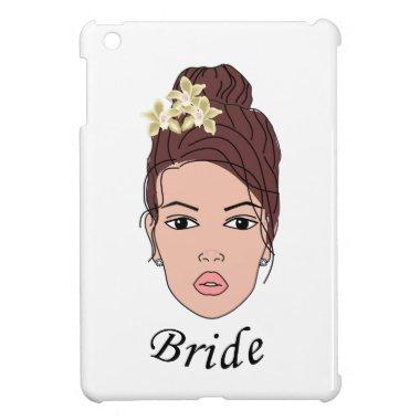 Bride iPad Mini Cover