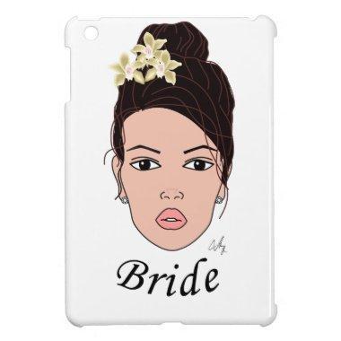 Bride iPad Mini Covers