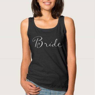 Bride-to-be tank top