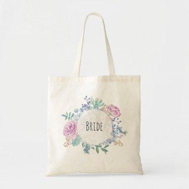 bride tote bag bachelorette hen party succulent