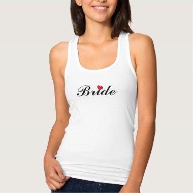 Bride Wedding  Bachelorette Party Top
