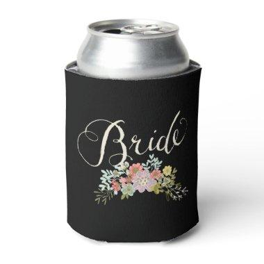 Bride's Can Cooler Wedding Day Gift Idea
