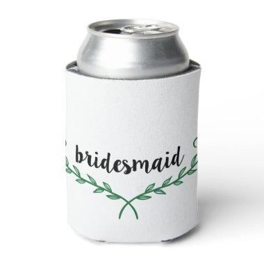 Bridesmaid Wedding Beer Cooler