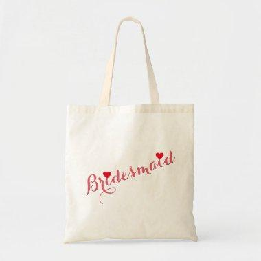 Bridesmaid Wedding  Stylish Tote Bag
