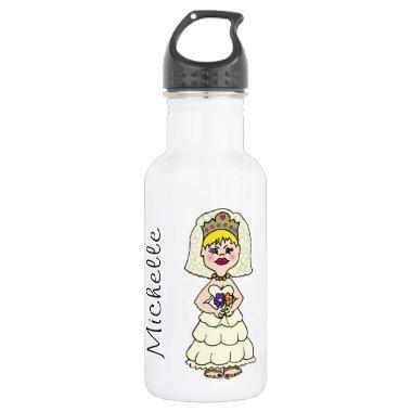 Bridezilla Water Bottle