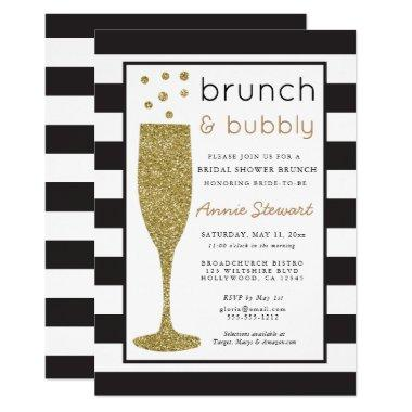 Brunch & Bubbly  Glitter