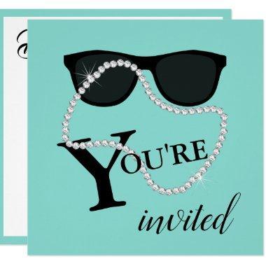 Celebrate Diamond Tiara Party Shower