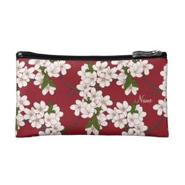 Cherry Blossom Personalized Clutch